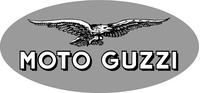 Moto Guzzi Decal / Sticker 02
