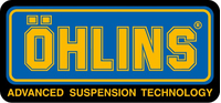 OHLINS Decal / Sticker 08