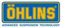 OHLINS Decal / Sticker 09