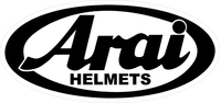 Arai Helmets Decal / Sticker 02