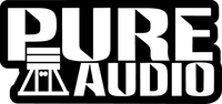 Pure Audio Decal / Sticker 04