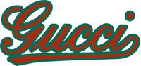 Gucci Script Decal / Sticker 07