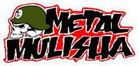 Metal Mulisha Skull Decal / Sticker 04