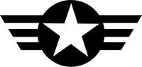 Air Star Decal / Sticker 04