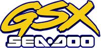 Sea-Doo GSX Decal / Sticker 40