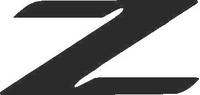 Nissan Z Decal / Sticker 02