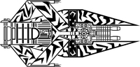 Babylon 5 Decal / Sticker 20