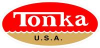 Tonka Decal / Sticker 10