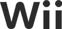 Nintendo Wii Decal / Sticker