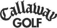 Callaway Golf Decal / Sticker