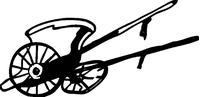 Trojans Chariot Decal / Sticker