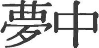Ecstacy Kanji Decal / Sticker