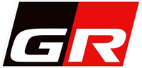 Toyota Gazoo Racing Decal / Sticker 08