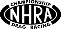 NHRA  Decal / Sticker 09
