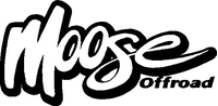 Moose Off-Road Decal / Sticker 04