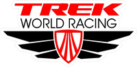 Trek World Racing Decal / Sticker 02