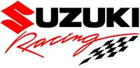 Full Color Suzuki Racing Decal / Sticker 06