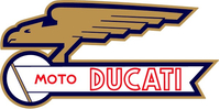 Moto Ducati Decal / Sticker 68