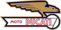 Moto Ducati Decal / Sticker 69