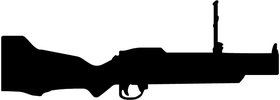 M-79 Thumper Gun Decal / Sticker
