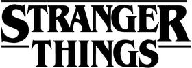 Stranger Things Decal / Sticker 01