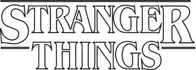 Stranger Things Decal / Sticker 02