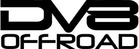 DV8 Off-Road Decal / Sticker c