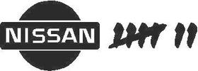 Nissan Kills Decal / Sticker