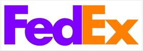 Fed Ex Decal / Sticker