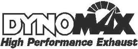 Dynomax Decal / Sticker