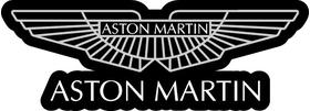 Aston Martin Decal / Sticker 01