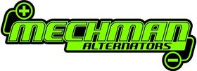 Mechman Alternators Decal / Sticker 07