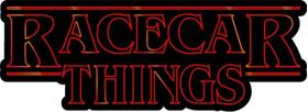 Racecar Things Decal / Sticker 03