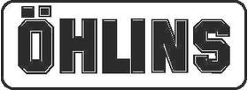 OHLINS Decal / Sticker 03