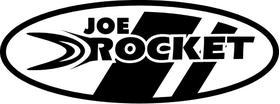 Joe Rocket Decal / Sticker 02