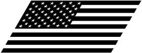 American Flag Decal / Sticker 18