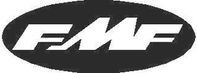 FMF Decal / Sticker 04