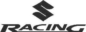 Suzuki Racing Decal / Sticker 04