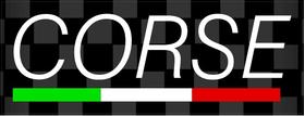 Ducati Corse Decal / Sticker 23