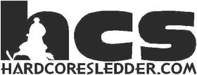 Hardcoresledder.com Decal / Sticker
