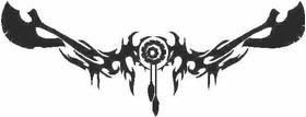 Tribal Decal / Sticker 80