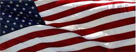 American Flag Decal / Sticker 34
