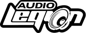Audio Legion Decal / Sticker 03