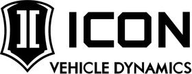 Icon Vehicle Dynamics Decal / Sticker 03
