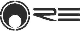 RE Audio Decal / Sticker 05