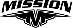 Mission Hockey Decal / Sticker 01