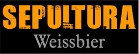 Sepultura Weissbier Decal / Sticker 08