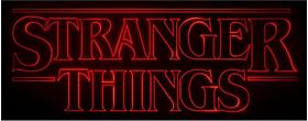 Stranger Things Decal / Sticker 03