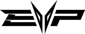 Evolution Powersports Decal / Sticker 07