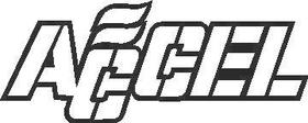 Accel 02 Decal / Sticker